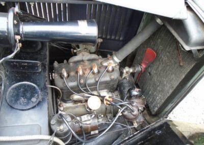 1932 Austin Seven RN Box Saloon