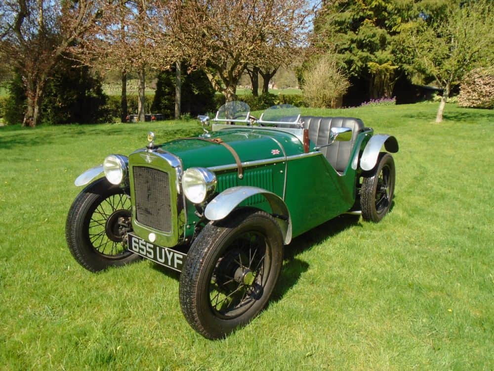 1937 Austin Seven Two-Seater Sports Special