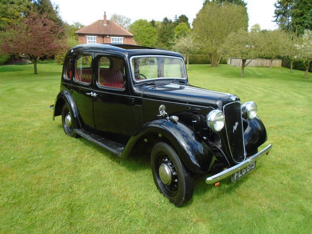 1938 Austin 10 Cambridge