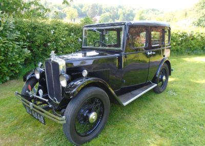 1932 Morris Family Eight