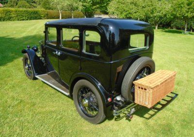 1932 Morris Family Eight