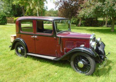 1934 Austin 10/4