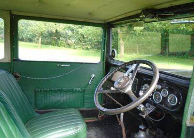 1933 Austin Seven RP Box Saloon