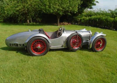 1937 Riley TT Sprite Special