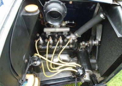 1929 Austin Seven Chummy