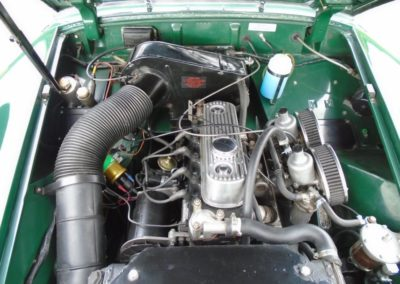 1972 MG Midget Mk III