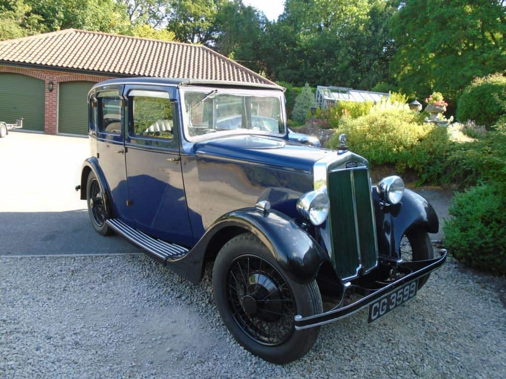 1933 Lanchester 10