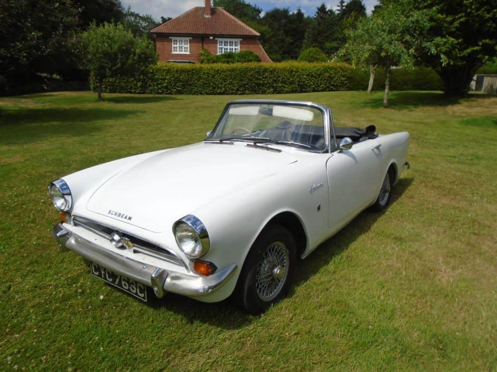 1965 Sunbeam Alpine Mk IV