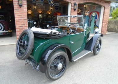 1933 Morris Minor Two Seater