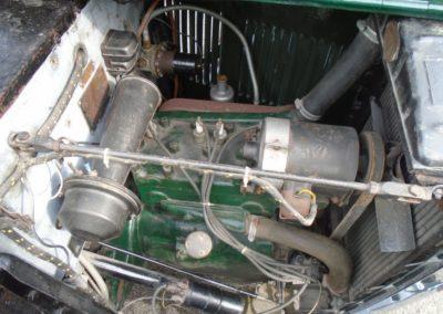 1933 Morris Minor Two Seater