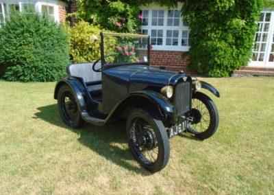 1928 Austin Seven 'Garden' Tractor