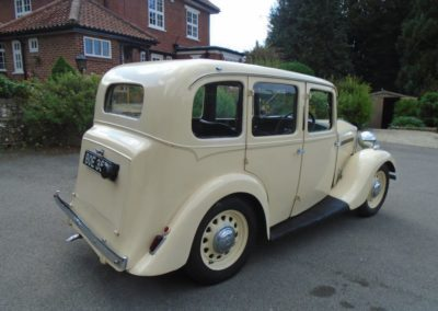 Wolseley Wasp 1935
