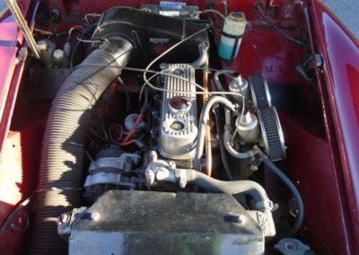 MG Midget Mk III 1974