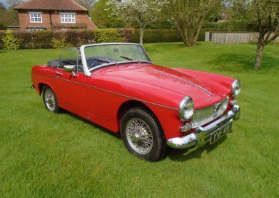 1967 MG Midget Mk III