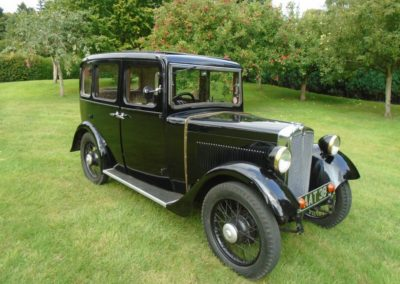 1934 Morris Minor Four Seater Saloon