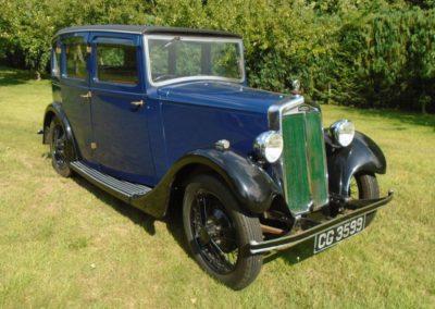 1933 Lanchester 10