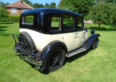 Austin 12/6 Harley 1932