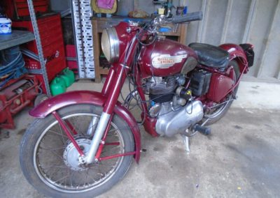 Royal Enfield 350 1955