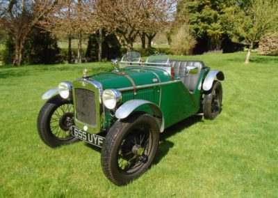 1937 Austin Seven Sports Special