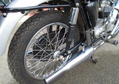 Triumph Tiger 90 350cc 1965