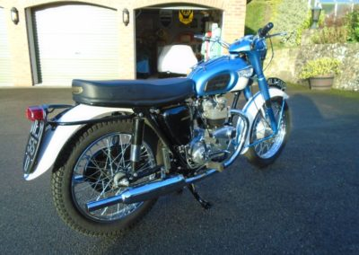 Triumph Twenty-One 350cc 1966