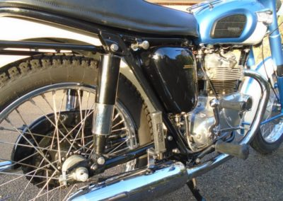 Triumph Twenty-One 350cc 1966