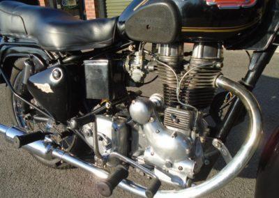Royal Enfield 350cc Bullet 1972