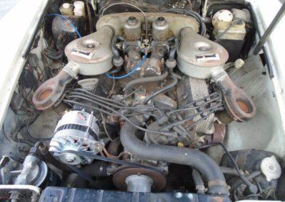 MGB GT V8 1975