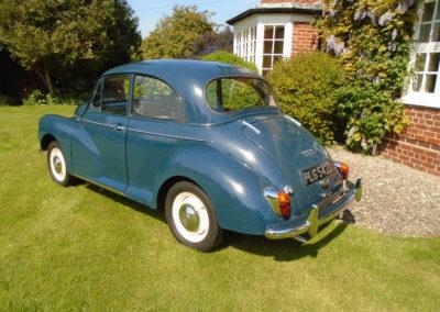 Morris Minor 1000 1966