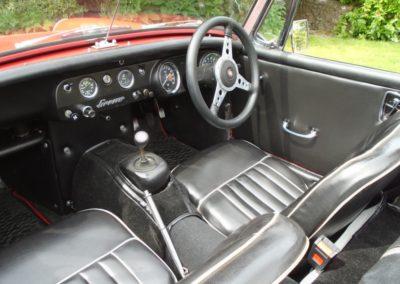 Austin Healey Sprite Mark III 1966