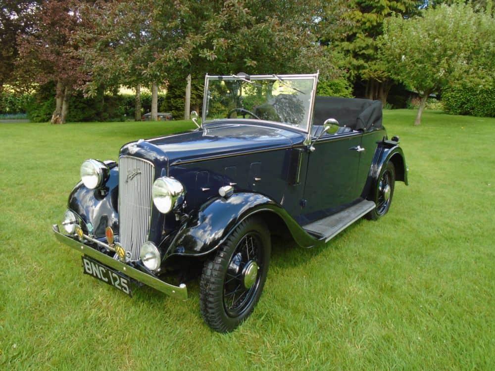 Austin 10/4 Clifton 1935