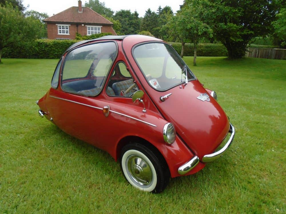 Heinkel Trojan 'Bubble Car' 1964