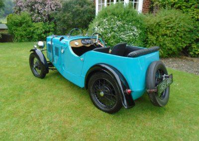 Austin Seven Special 1933
