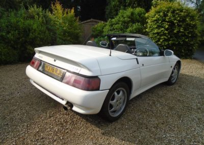 Lotus Elan SE Turbo 1991