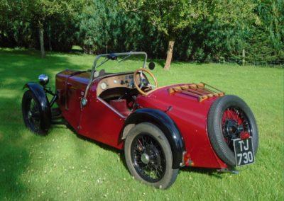 Austin Seven Super Accessories Special 1933
