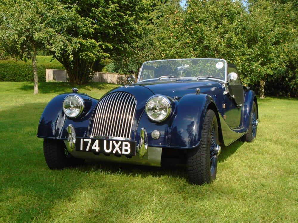 Morgan 4/4 Lowline 1956