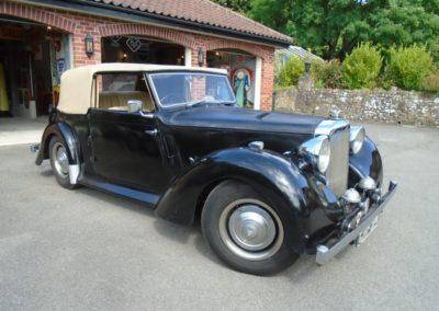 Alvis TA 14 1947