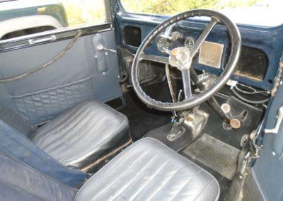 Austin Seven RN Box Saloon De-Luxe 1932