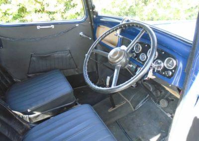 Austin Seven Ruby Mark II De-Luxe 1936