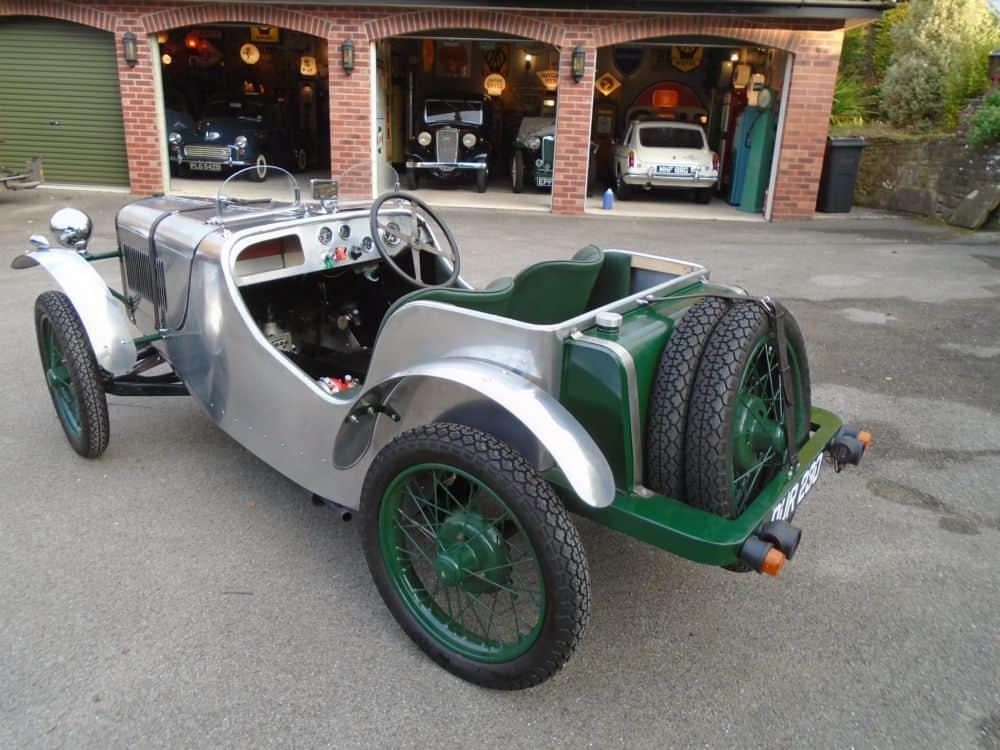 Austin Seven Special 1938