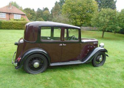 Austin 10/4 Lichfield 1934