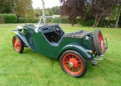 Austin Seven Special 1936
