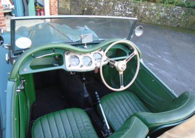 MG TF 1250 1954