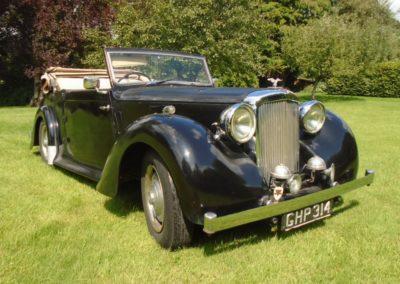 1947 Alvis TA 14