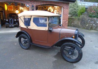1925 Austin 7 'Pram Hood' Chummy
