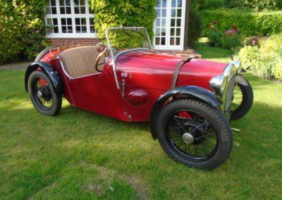 1933 Austin 7 'Super Accessories' Special