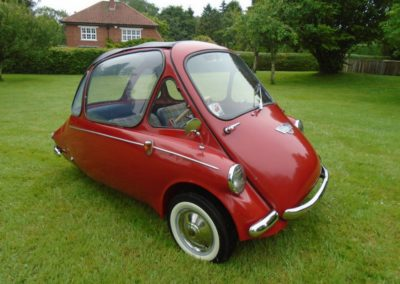 1964 Heinkel Trojan 'Bubble Car'