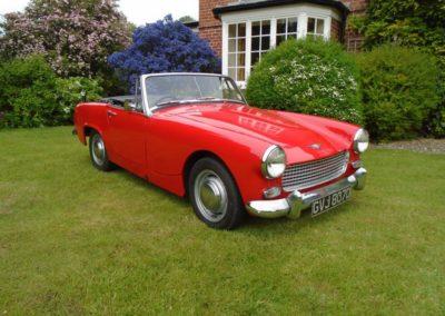 1966 Austin Healey Sprite Mk 111