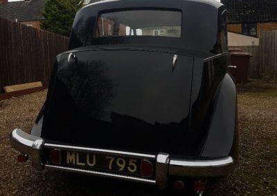 Triumph Renown 1951