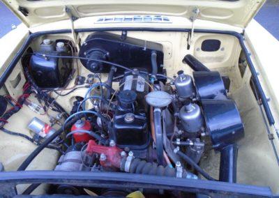 MGB Roadster 1968